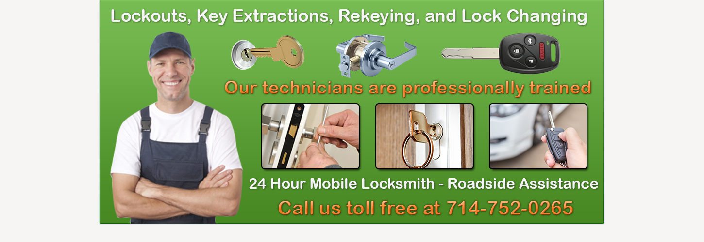 Locksmith in Santa Ana CA